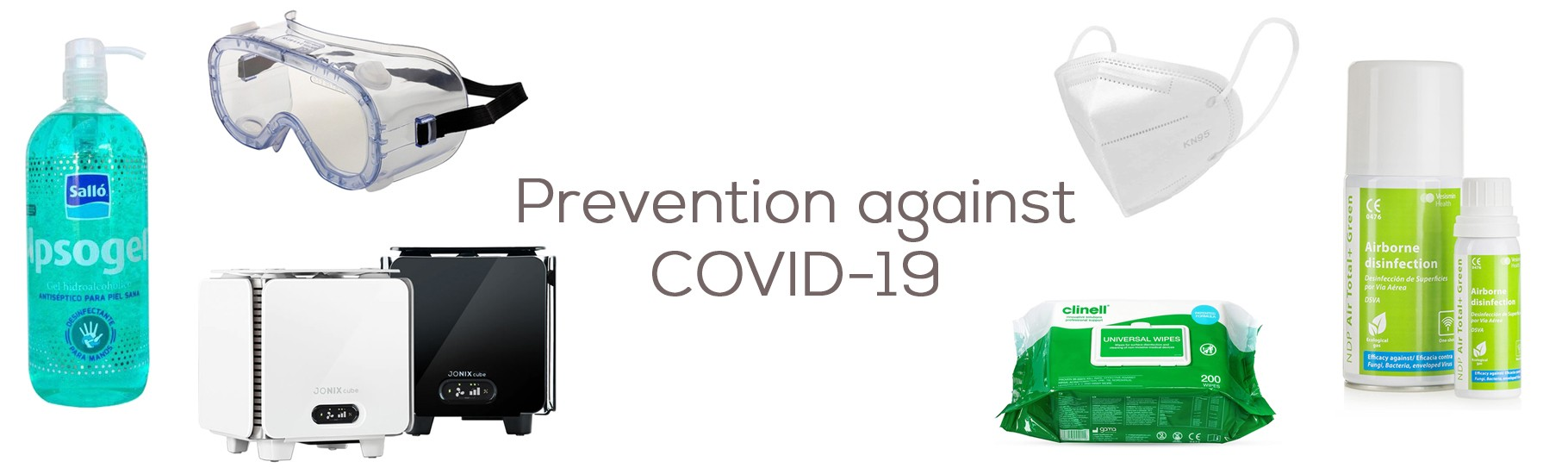 Prevention against Covid-19